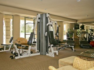 Paseos Exercise Room